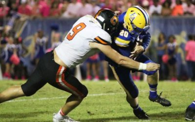 Catholic High flexes muscles again in rout of East Ascension
